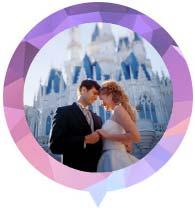 mariage Walt Disney