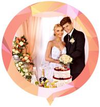 UN mariage sucré