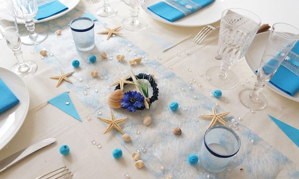 Deco table marin - Nom de table pour mariage sans theme ...