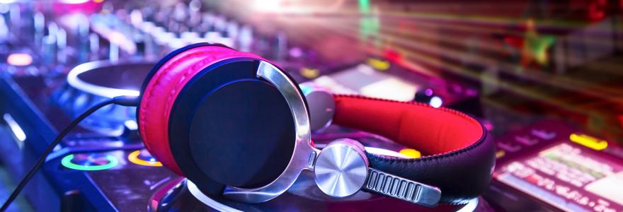 Trouver votre DJ soirées festives
