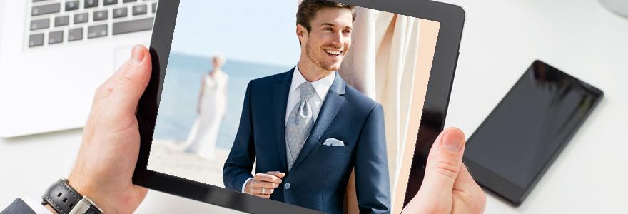 Vente de vêtements sur mesure à Bruxelles : trouver un costume de mariage en ligne