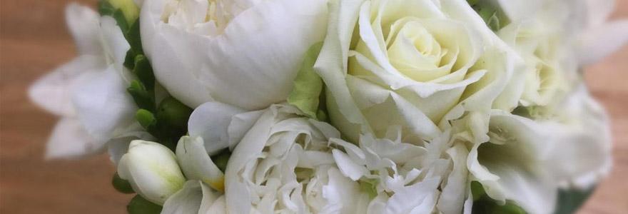 fleurs offrir pour un mariage