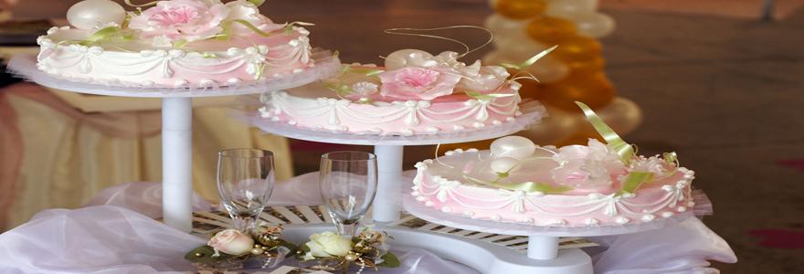 Commander un gâteau de mariage en ligne