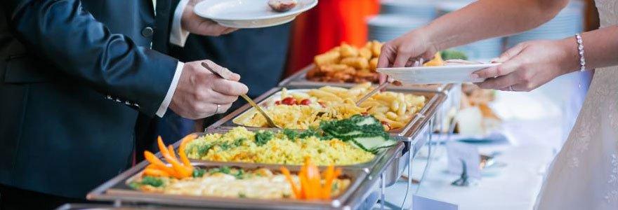 Comment réussir le buffet de son mariage